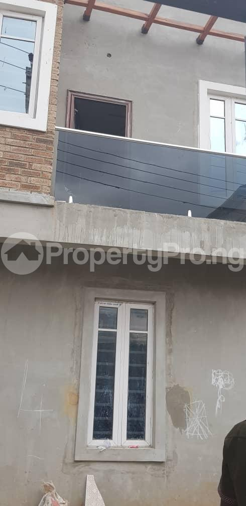4 bedroom Terraced Bungalow House for sale Extension Omole phase 2 Ojodu Lagos - 0