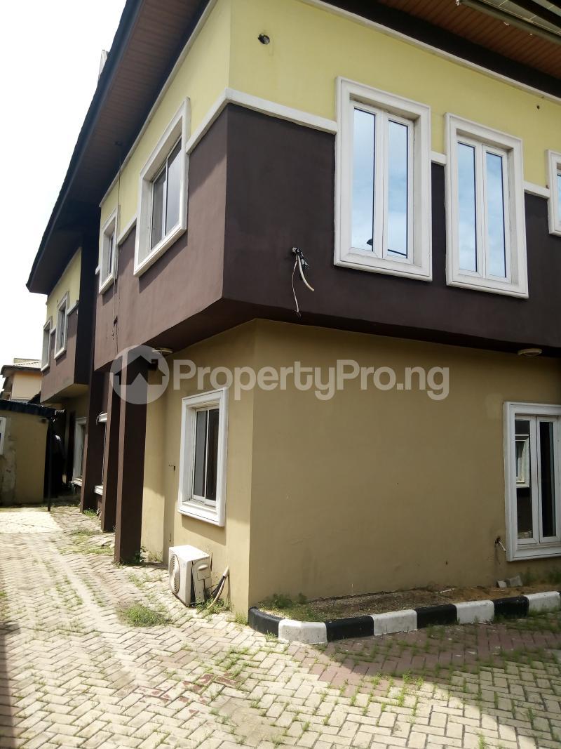 4 bedroom Detached Duplex House for rent brooks Magodo GRA Phase 2 Kosofe/Ikosi Lagos - 1