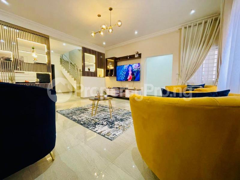 4 bedroom Detached Duplex for shortlet Ikate Lekki Lagos - 12