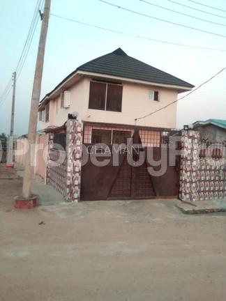 4 bedroom Detached Duplex House for sale Private's and gated Estate Near  Magboro Arepo Ogun - 0