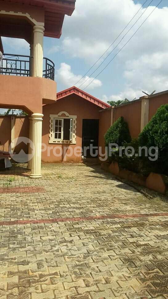 6 bedroom Semi Detached Duplex for sale Freedom Estates Igbogbo Igbogbo Ikorodu Lagos - 16