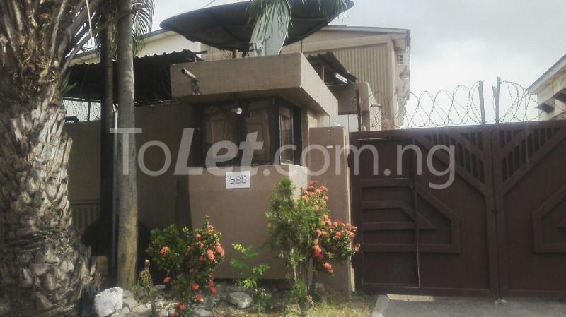 House for rent Itafaji, Dolphin Ikoyi Lagos - 6