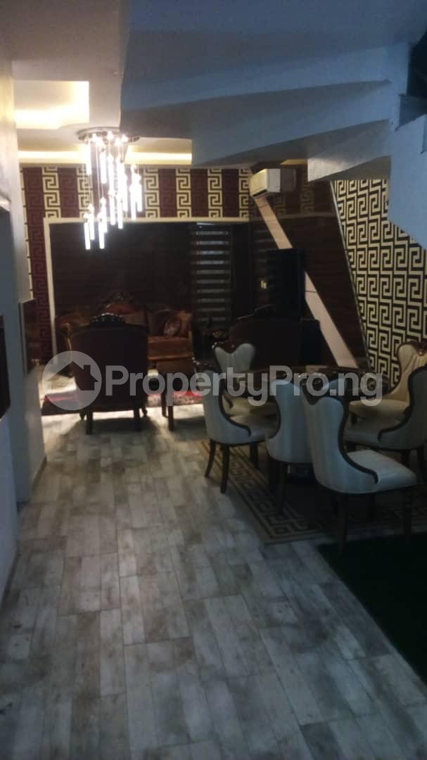 4 bedroom House for shortlet Chevy View Estate Lekki Lagos - 6