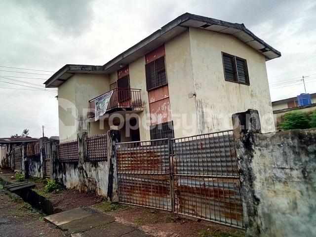 4 bedroom Duplex for sale Ogbete cresent Enugu East Enugu - 0