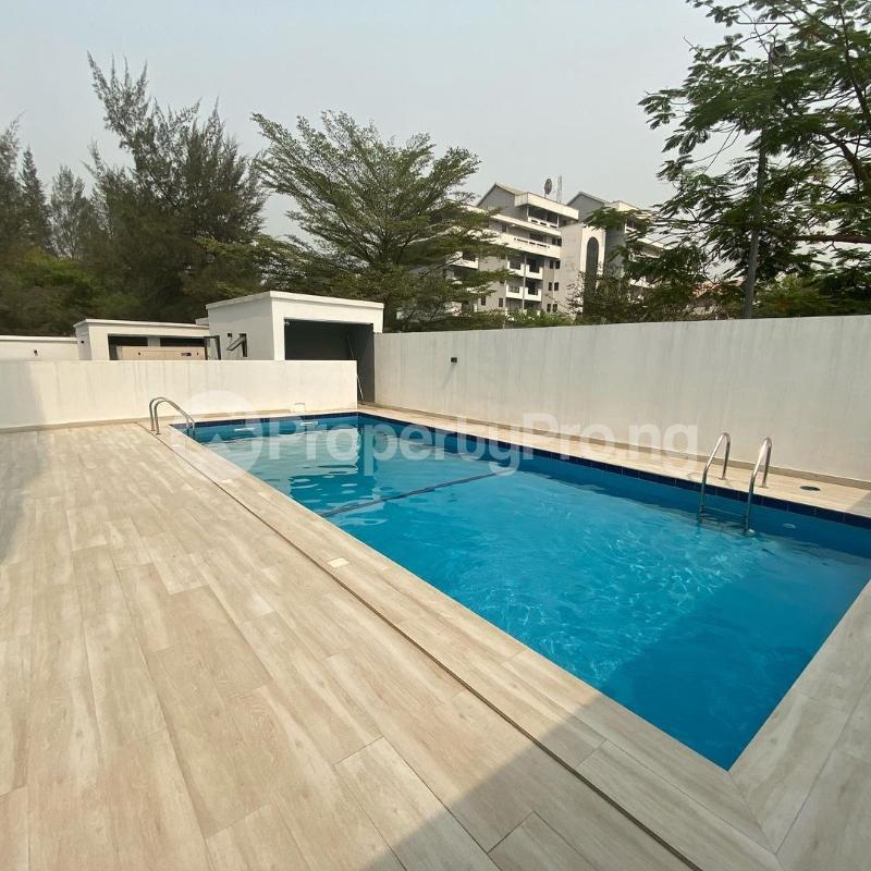 4 bedroom Terraced Duplex for rent Banana Island Ikoyi Lagos - 10
