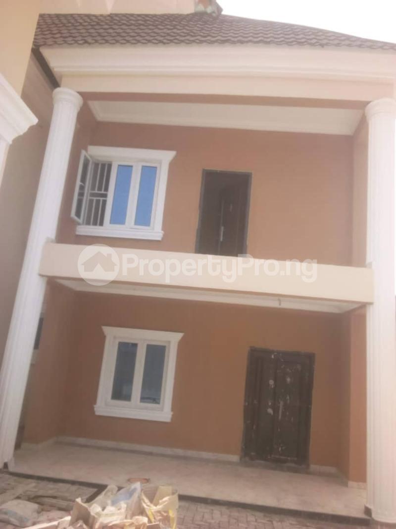 4 bedroom Massionette for rent Lokogoma Abuja - 2