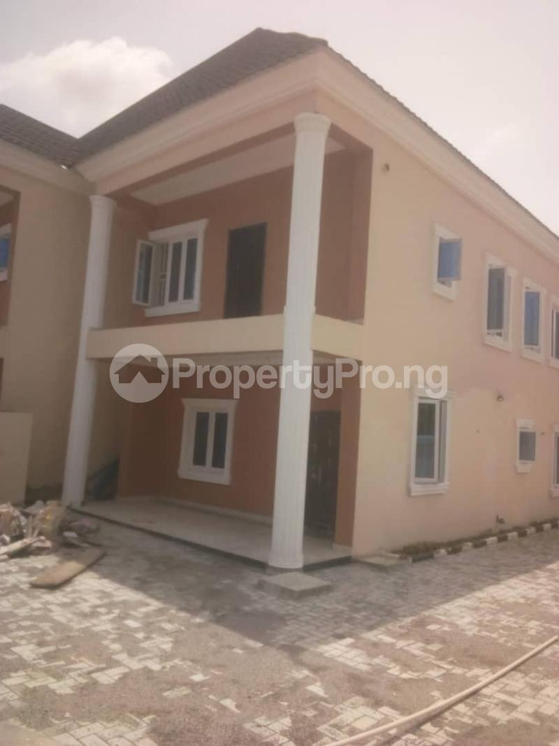 4 bedroom Massionette for rent Lokogoma Abuja - 1