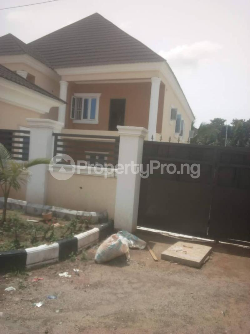 4 bedroom Massionette for rent Lokogoma Abuja - 0