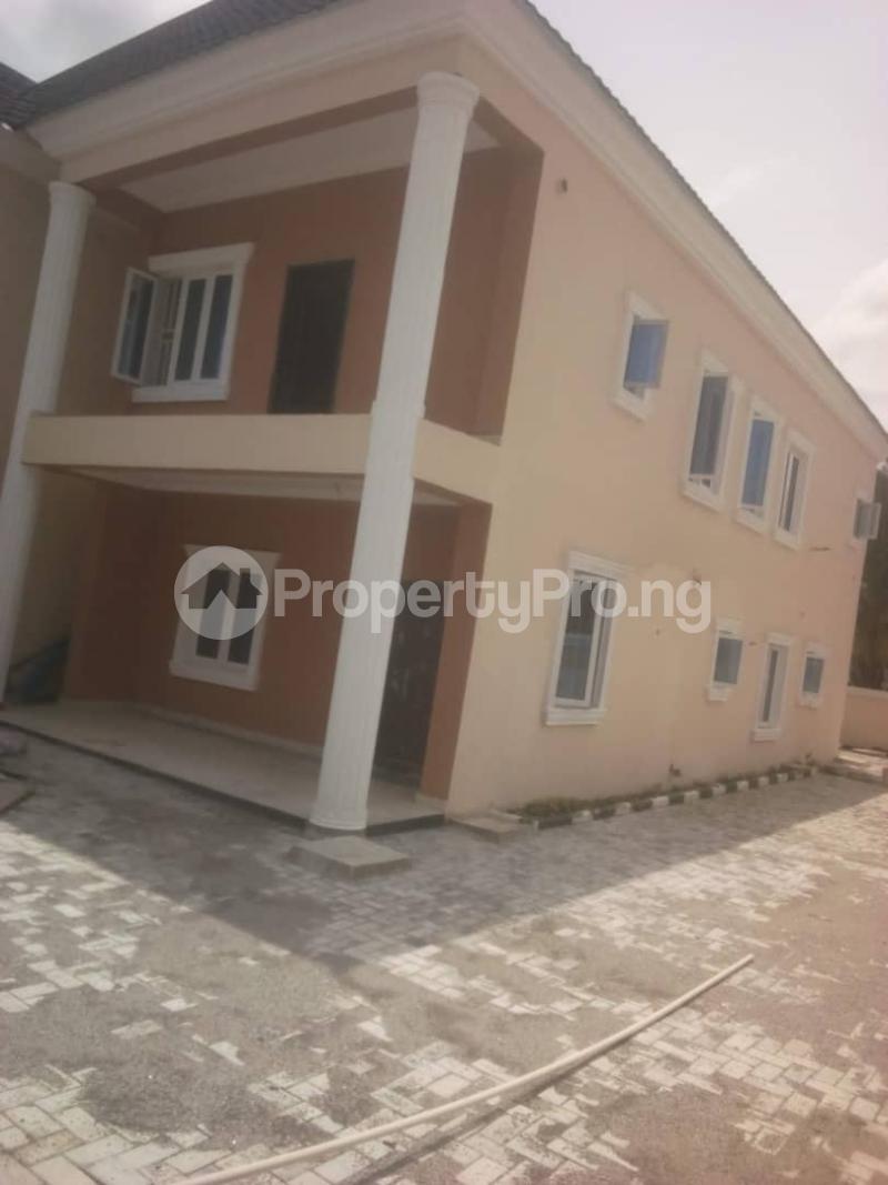 4 bedroom Massionette for rent Lokogoma Abuja - 6