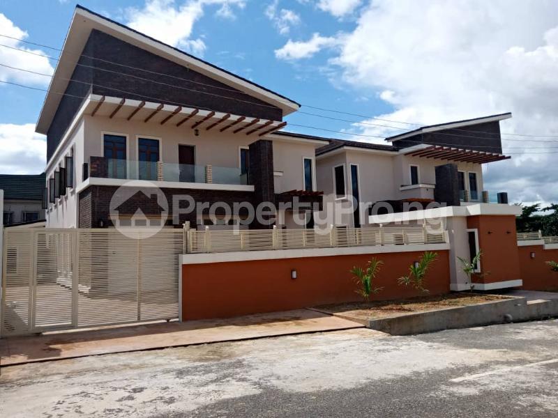 4 bedroom Massionette for sale Enugu Enugu - 0