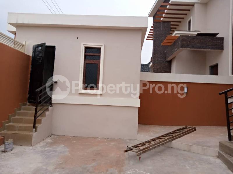 4 bedroom Massionette for sale Enugu Enugu - 3