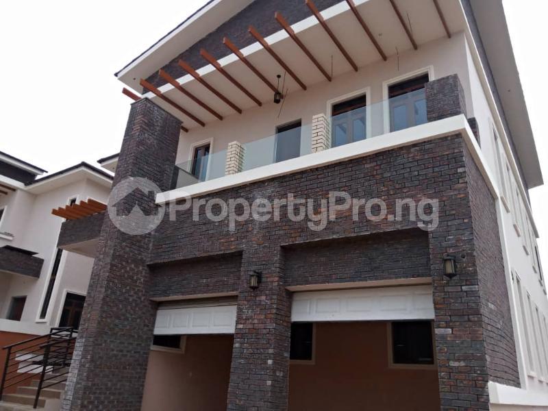 4 bedroom Massionette for sale Enugu Enugu - 1