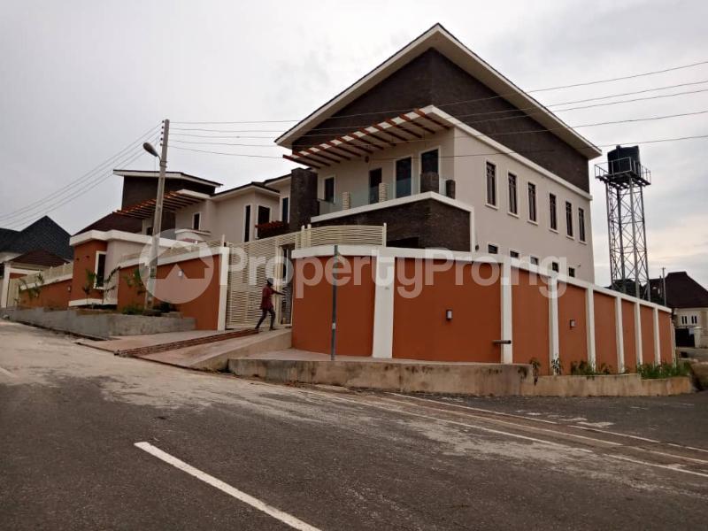 4 bedroom Massionette for sale Enugu Enugu - 8