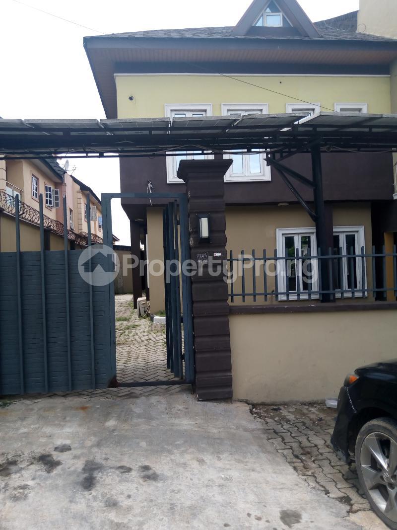 4 bedroom Detached Duplex House for rent brooks Magodo GRA Phase 2 Kosofe/Ikosi Lagos - 4