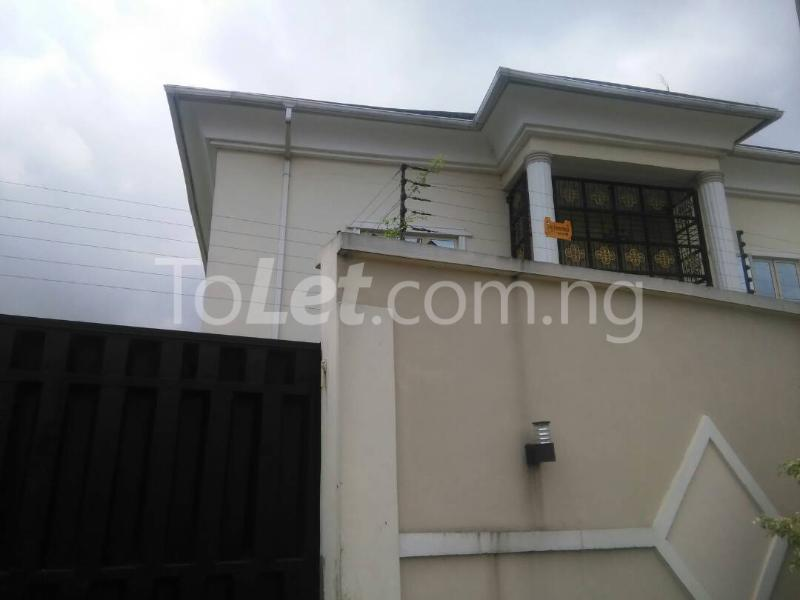 4 bedroom House for rent  Millennium Estate, Oke Millenuim/UPS Gbagada Lagos - 0