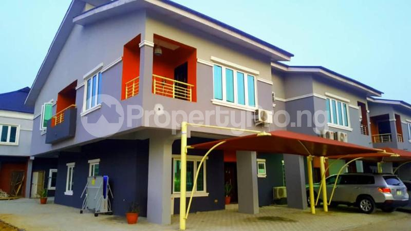 4 bedroom Terraced Duplex House for rent OPIC Kosofe/Ikosi Lagos - 0