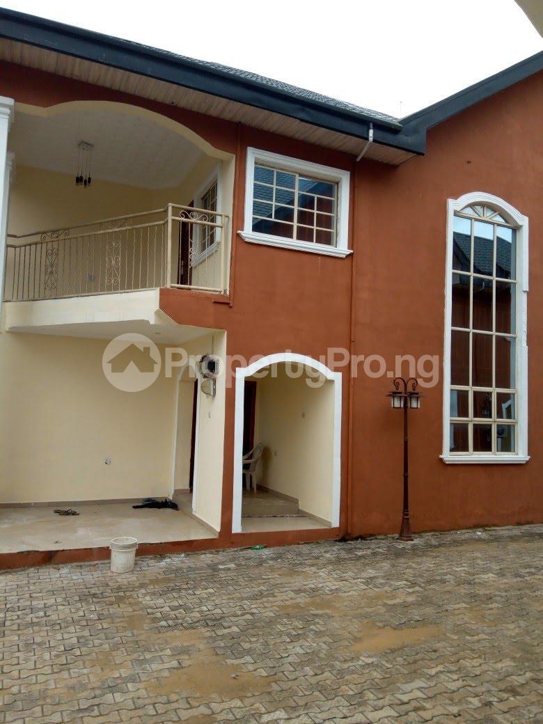 4 bedroom Semi Detached Duplex House for rent New Road Ada George Port Harcourt Rivers - 0