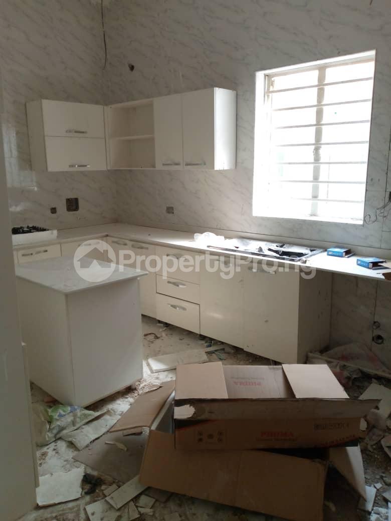 5 bedroom Semi Detached Duplex for sale Chevron Drive chevron Lekki Lagos - 6