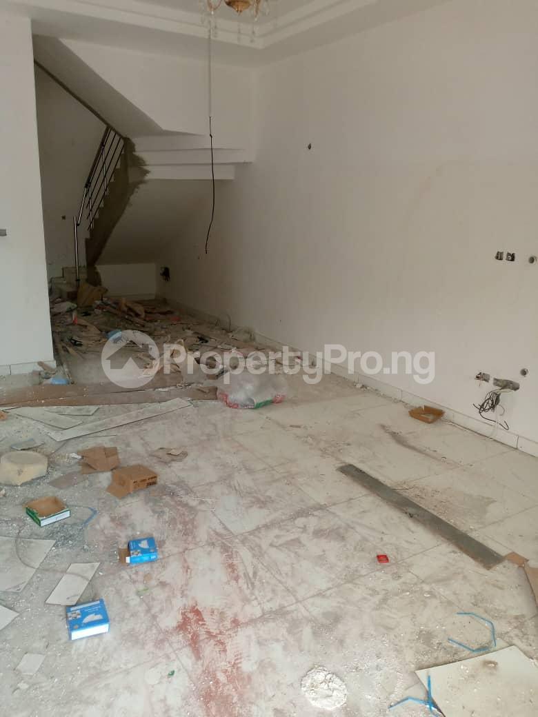 5 bedroom Semi Detached Duplex for sale Chevron Drive chevron Lekki Lagos - 1