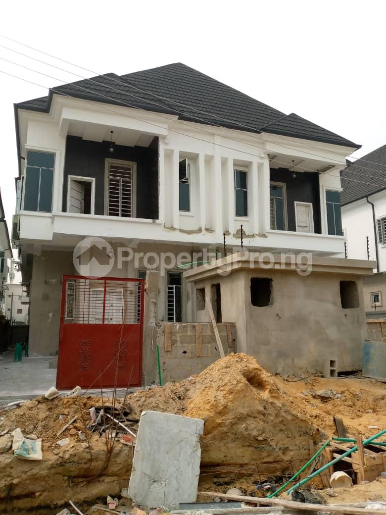 5 bedroom Semi Detached Duplex for sale Chevron Drive chevron Lekki Lagos - 9