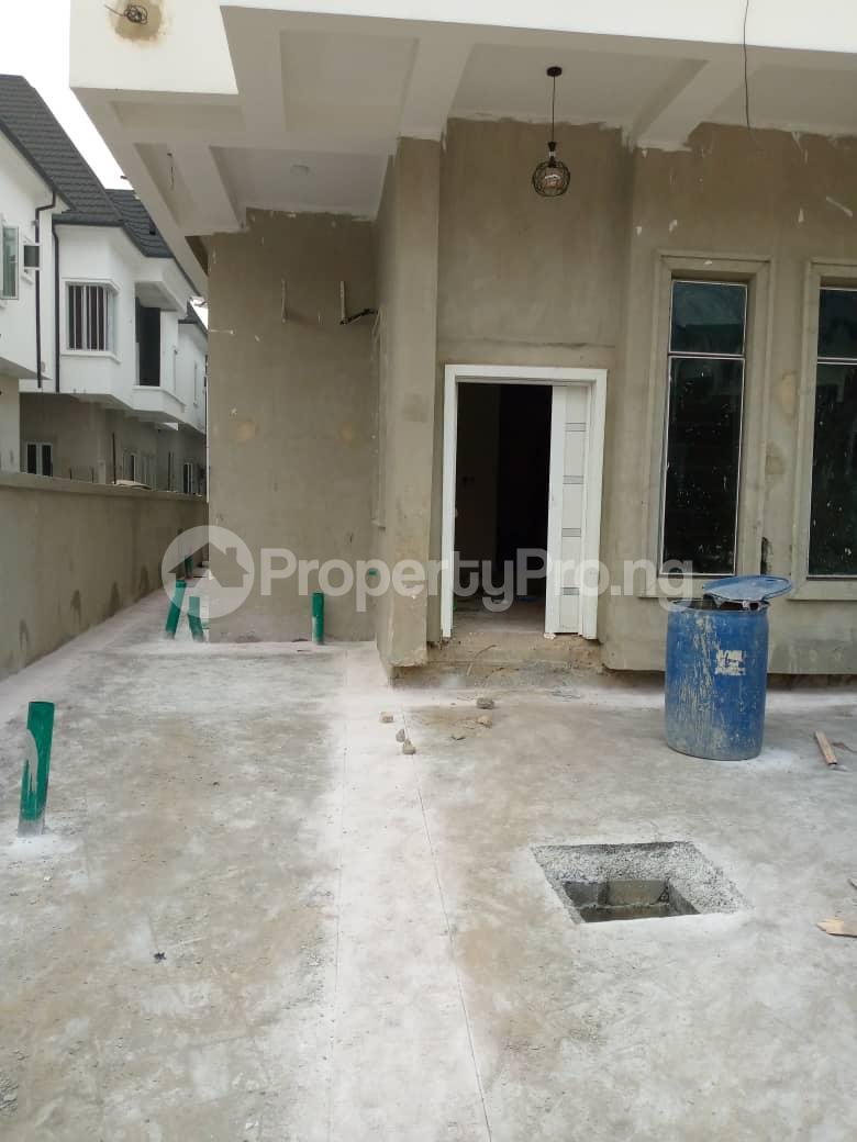 5 bedroom Semi Detached Duplex for sale Chevron Drive chevron Lekki Lagos - 2