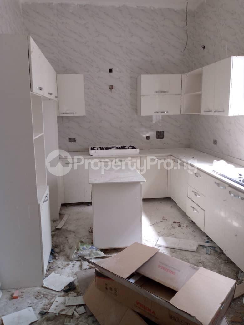 5 bedroom Semi Detached Duplex for sale Chevron Drive chevron Lekki Lagos - 5