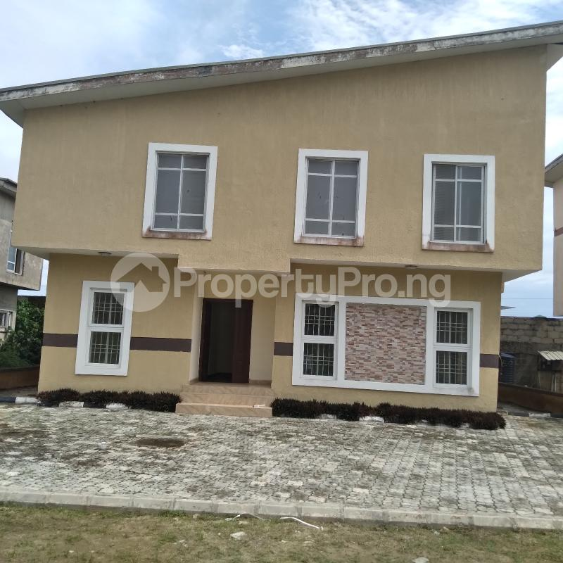 4 bedroom Detached Duplex for rent Off Monastery Road, Behind Shoprite Sangotedo Ajah Lagos - 17