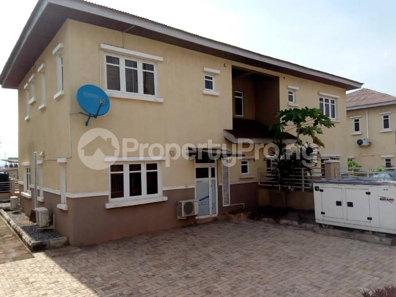 4 bedroom Semi Detached Duplex House for sale HID ESTATE OBASANJO HILLTOP OKEMOSAN ABEOKUTA Oke Mosan Abeokuta Ogun - 21