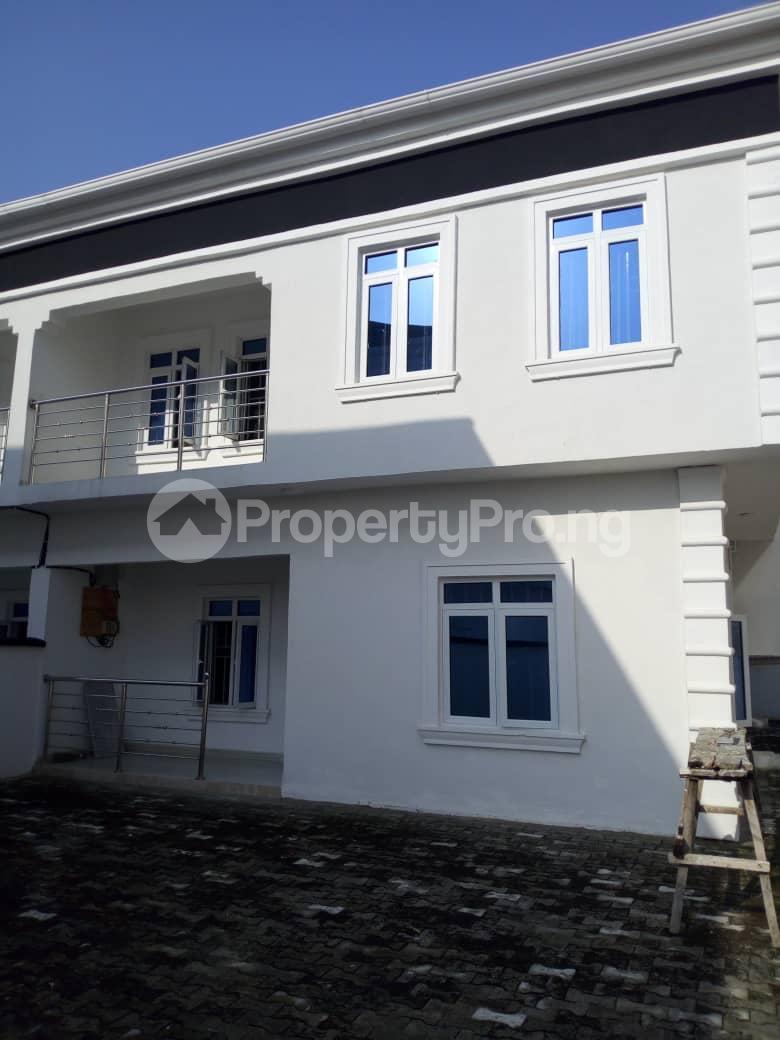 4 bedroom Semi Detached Duplex for rent Atlantic View Estate; Igbo-efon Lekki Lagos - 0
