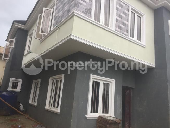 4 bedroom Semi Detached Duplex House for rent isheri Magodo GRA Phase 1 Ojodu Lagos - 2