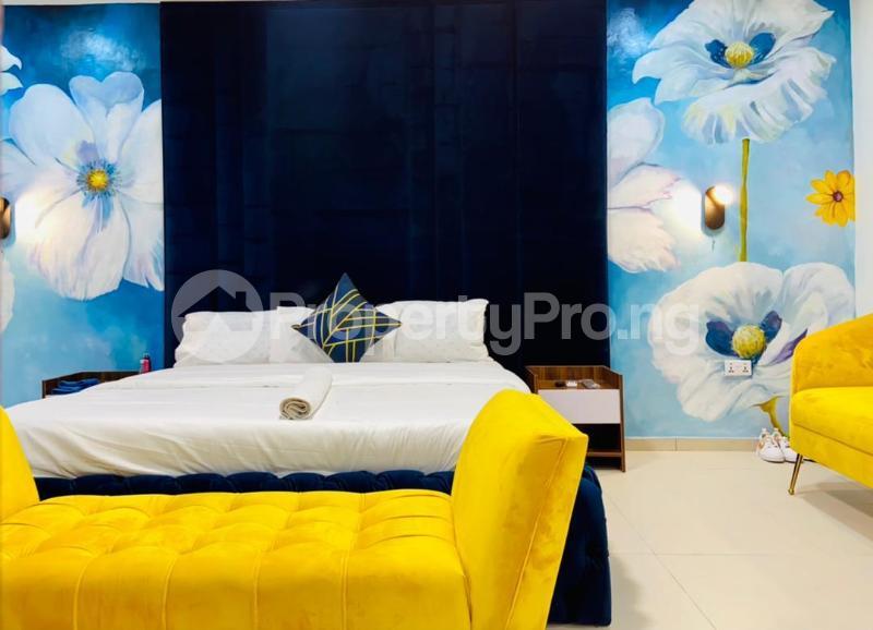 4 bedroom Detached Duplex for shortlet Ikate Lekki Lagos - 10