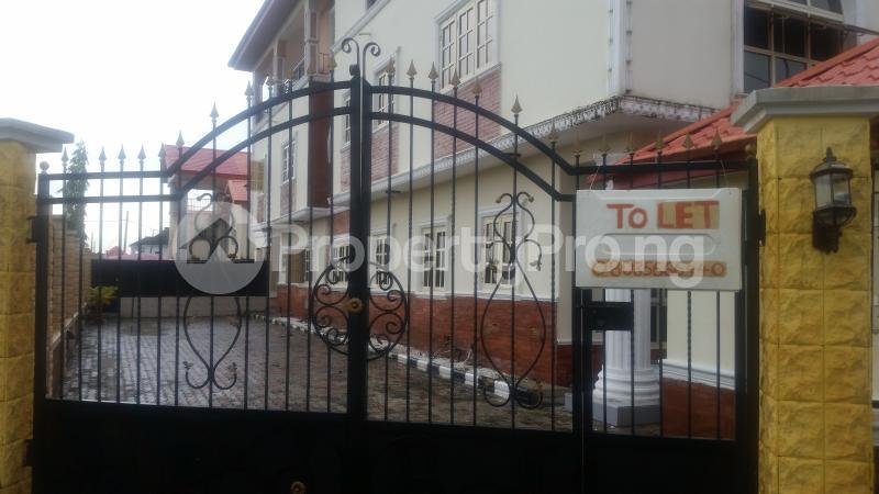 4 bedroom House for rent Fountain Springfield Estate Monastery Road Behind Shoprite Sangotedo Sangotedo Ajah Lagos - 0