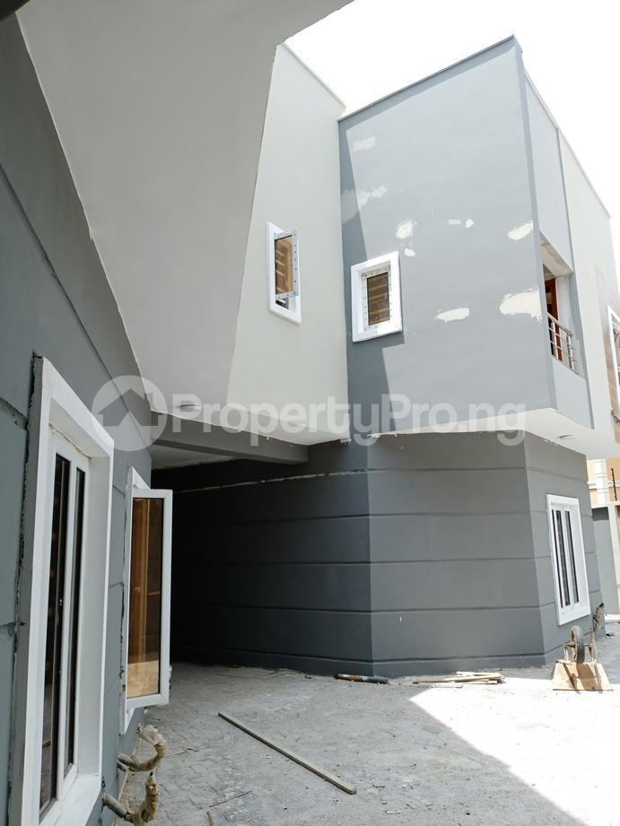 4 bedroom Detached Duplex House for rent Magodo GRA Phase 1 Ojodu Lagos - 0