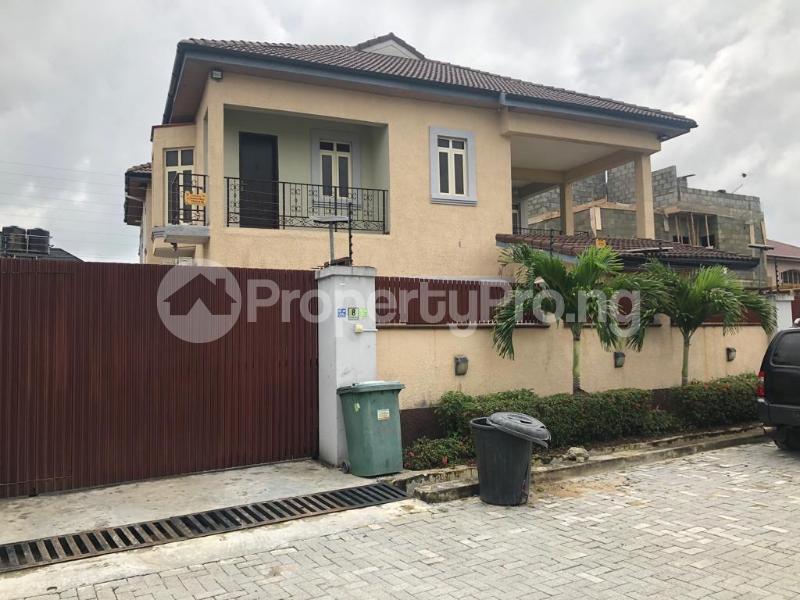 4 bedroom Detached Duplex House for sale Royal Palm Estate Ado Ajah Lagos - 5