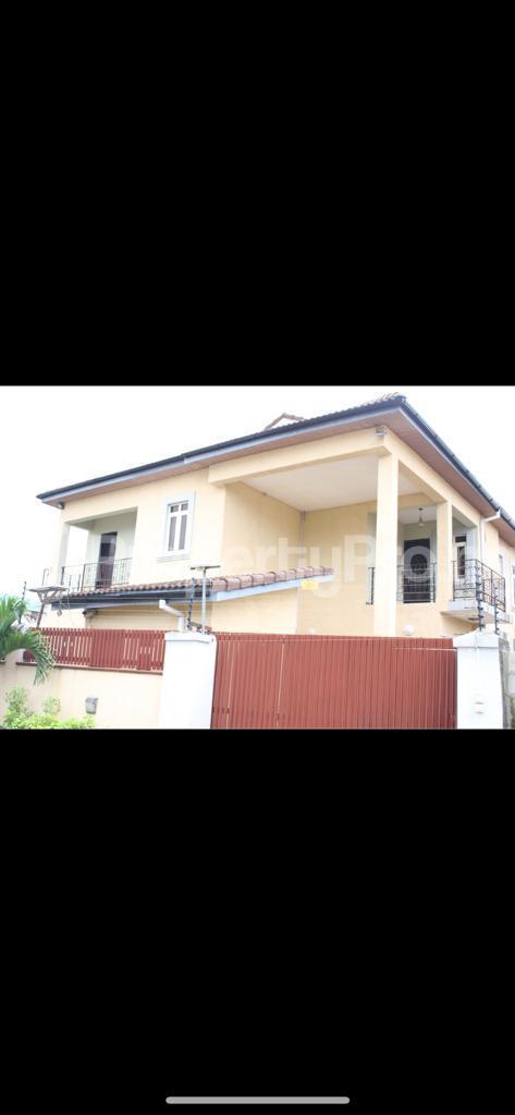 4 bedroom Detached Duplex House for sale Royal Palm Estate Ado Ajah Lagos - 1