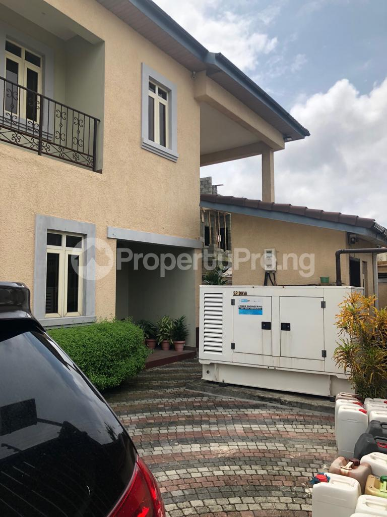 4 bedroom Detached Duplex House for sale Royal Palm Estate Ado Ajah Lagos - 4