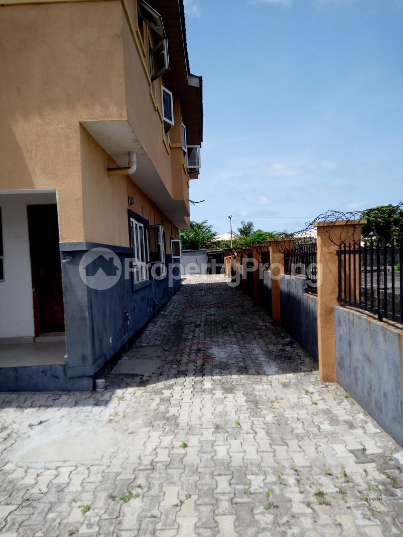 4 bedroom Semi Detached Duplex House for rent Mobil Road, Ilaje Ajah Lagos - 8