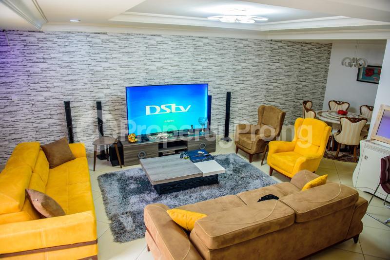 4 bedroom Semi Detached Duplex for shortlet Brains & Hammers Estate, Life Camp Abuja - 19