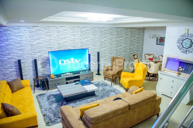 4 bedroom Semi Detached Duplex for shortlet Brains & Hammers Estate, Life Camp Abuja - 23