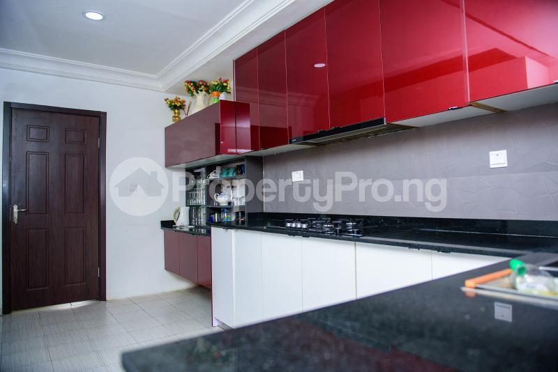 4 bedroom Semi Detached Duplex for shortlet Brains & Hammers Estate, Life Camp Abuja - 17
