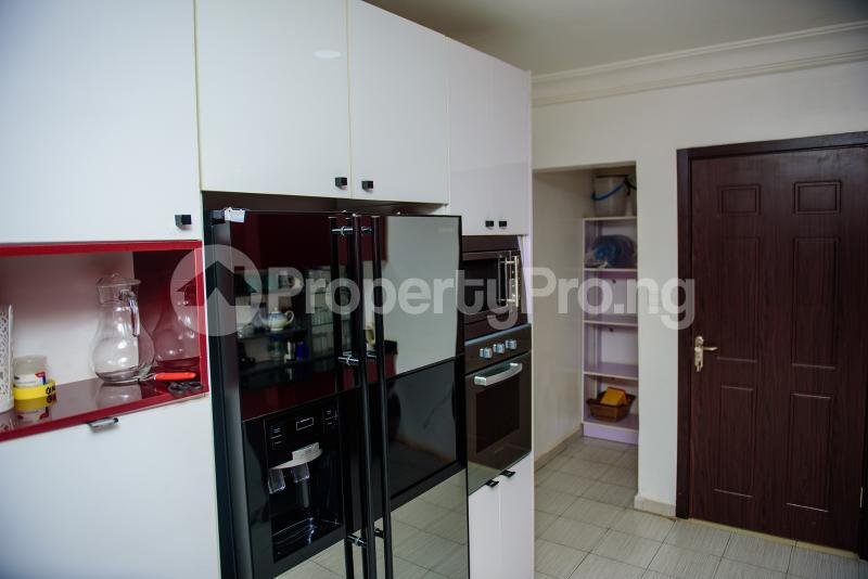 4 bedroom Semi Detached Duplex for shortlet Brains & Hammers Estate, Life Camp Abuja - 18