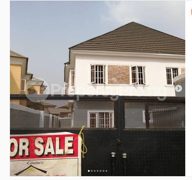 4 bedroom Detached Duplex House for sale Gateway Estate; Magodo Kosofe/Ikosi Lagos - 0