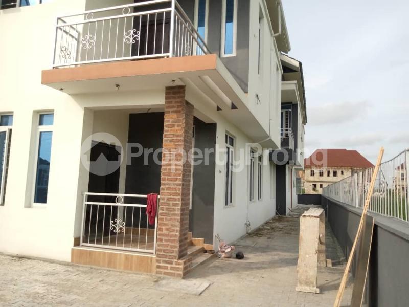 4 bedroom Semi Detached Duplex House for sale 3 Minutes From Shoprite Sangotedo Ajah Lagos - 1