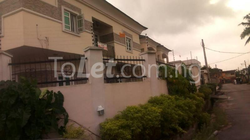 4 bedroom Flat / Apartment for sale Ilupeju Mushin Lagos - 4