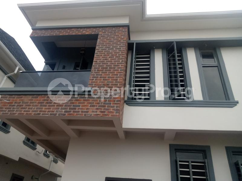 4 bedroom Semi Detached Duplex House for sale LEKKI PALMS ESTATE Ado Ajah Lagos - 1