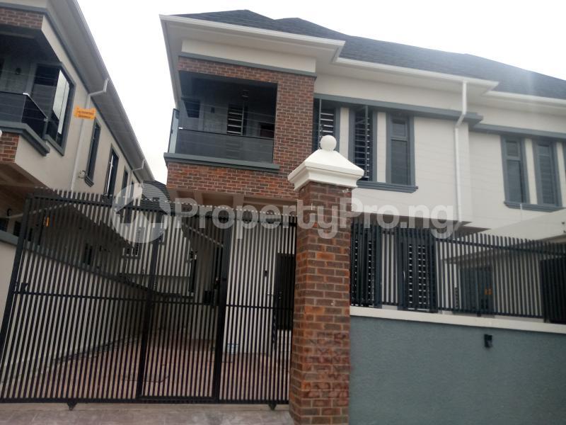 4 bedroom Semi Detached Duplex House for sale LEKKI PALMS ESTATE Ado Ajah Lagos - 0