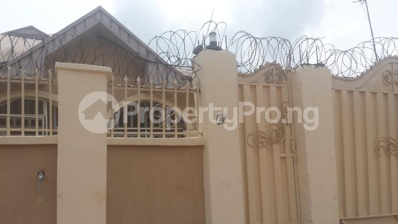4 bedroom Flat / Apartment for rent 4 bedroom flat all ensuit, very close to 5 junction.  Egor Edo - 1