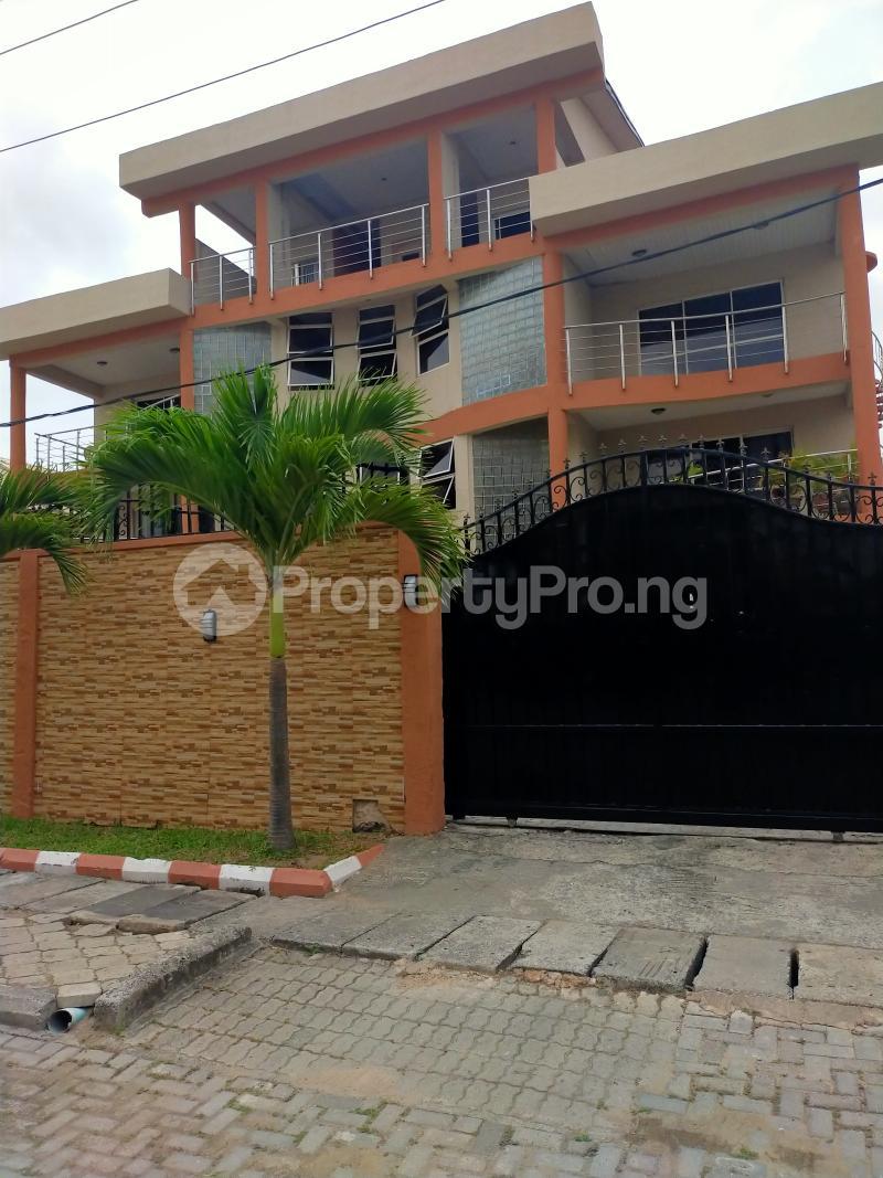 4 bedroom Flat / Apartment for rent Dolphins Estate Ikoyi Dolphin Estate Ikoyi Lagos - 1