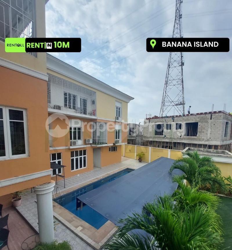 4 bedroom Blocks of Flats for rent Banana Island Ikoyi Lagos - 0