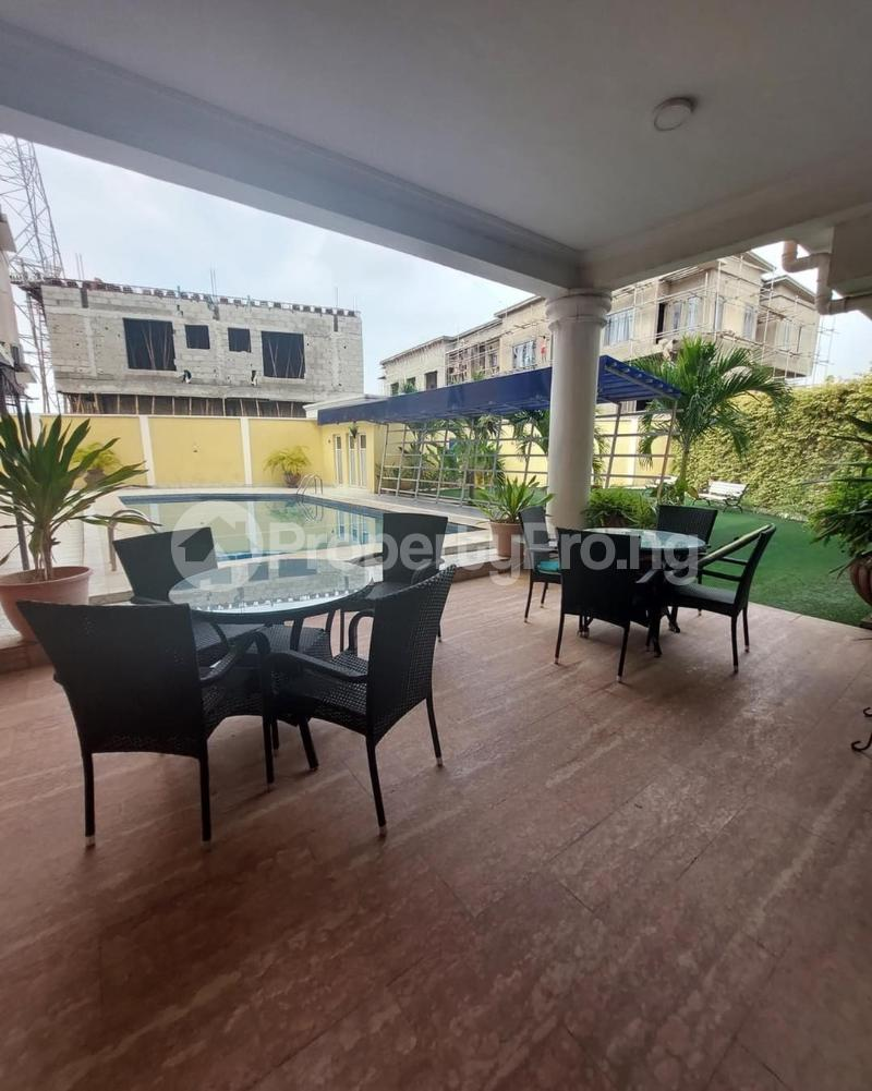 4 bedroom Blocks of Flats for rent Banana Island Ikoyi Lagos - 8